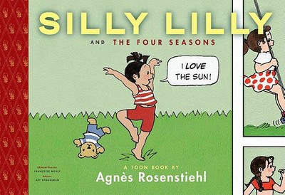 Silly Lilly and the Four Seasons - Rosenstiehl, Agnes