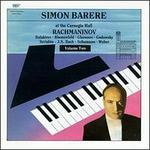 Simon Barere At The Carnegie Hall