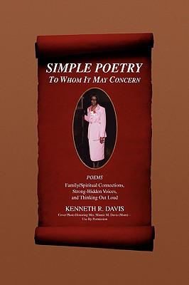 Simple Poetry - Davis, Kenneth R