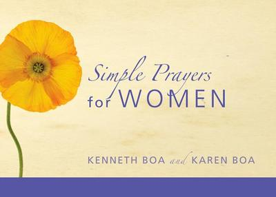 Simple Prayers for Women - Boa, Kenneth, and Boa, Karen