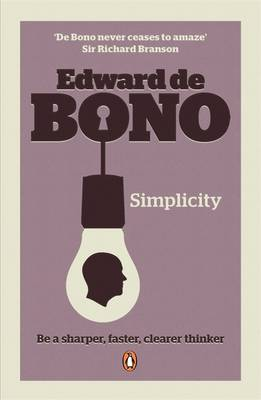 Simplicity - De Bono, Edward