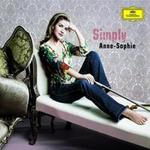 Simply Anne-Sophie [CD+DVD]