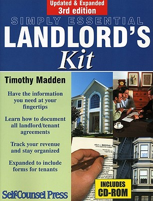 Simply Essential Landlord's Kit - Madden, Timothy
