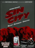 Sin City [Recut, Extended, Unrated] [2 Discs] - Frank Miller; Robert Rodriguez
