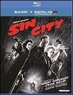 Sin City [Unrated] [Includes Digital Copy] [Blu-ray]