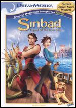 Sinbad: Legend of the Seven Seas [WS] - Patrick Gilmore; Tim Johnson