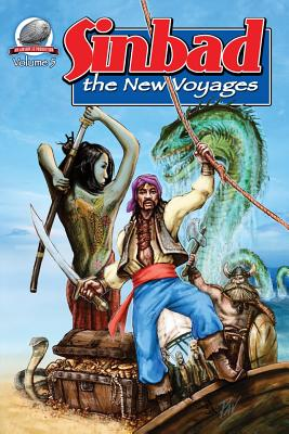 Sinbad-The New Voyages Volume Five - Fortier, Ron, and Houston Jr, Lee, and Constantine, Percival