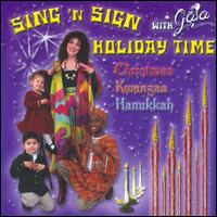 Sing and Sign Holiday Time - Various Artists