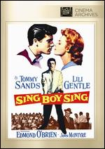 Sing, Boy, Sing - Henry Ephron