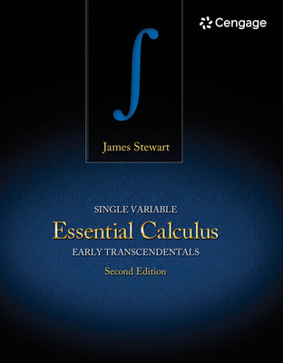Single Variable Essential Calculus: Early Transcendentals - Stewart, James