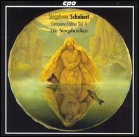Singphonic Schubert: Complete Edition, Vol. 4 - Alfons Brandl (vocals); Anton Rosner (vocals); Christian Schmidt (vocals); Die Singphoniker; Gunnar Mühling (vocals);...