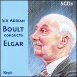 Sir Adrian Boult Conducts Elgar