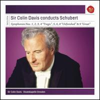 Sir Colin Davis conducts Schubert -