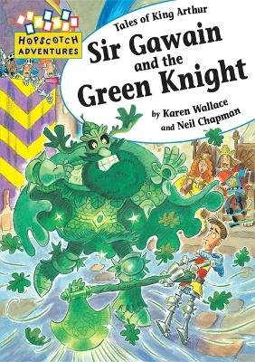 Sir Gawain and the Green Knight - Wallace, Karen