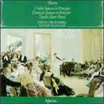 Sir Hubert Parry: Music for Violin and Piano