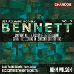Sir Richard Rodney Bennett, Vol. 3: Symphony No. 1; A History of the Thé Dansant; Zodiac; Reflection