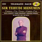 Sir Yehudi Menuhin Conducts Telemann & Bach