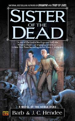Sister of the Dead - Hendee, Barb