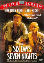 Six Days, Seven Nights - Ivan Reitman