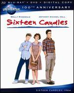 Sixteen Candles [2 Discs] [Blu-ray/DVD]