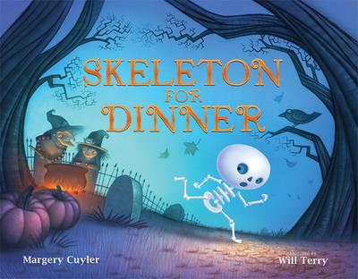 Skeleton for Dinner - Cuyler, Margery
