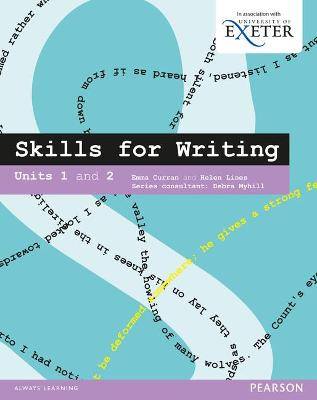 Skills for Writing Student Book Pack - Units 1 to 6 - Menon, Esther, and Grant, David