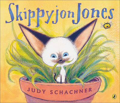 Skippyjon Jones - Schachner, Judith Byron (Illustrator)