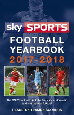 Sky Sports Football Yearbook 2017-2018 - Headline