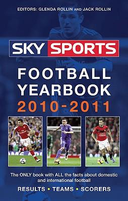 Sky Sports Football Yearbook - Rollin, Glenda (Editor), and Rollin, Jack (Editor)