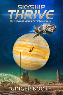 Skyship Thrive - Booth, Ginger
