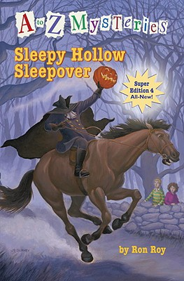 Sleepy Hollow Sleepover - Roy, Ron