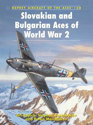 Slovakian and Bulgarian Aces of World War 2 - Rajlich, Jiri