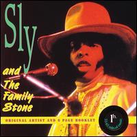 Sly & The Family Stone - Sly & the Family Stone