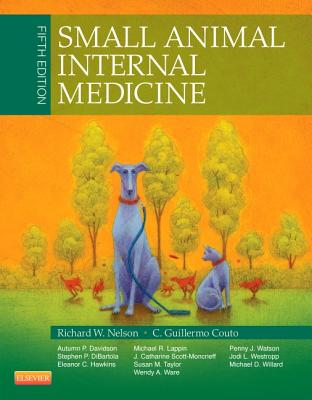 Small Animal Internal Medicine - Nelson, Richard W, and Couto, C Guillermo, DVM