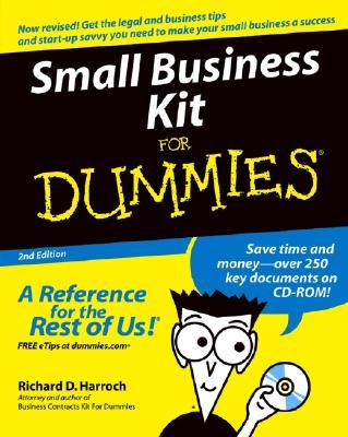 Small Business Kit for Dummies - Harroch, Richard D