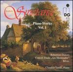 Smetana: Piano Works, Vol. 1