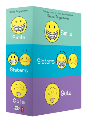 Smile, Sisters, and Guts: The Box Set -
