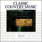 Smithsonian Collection of Classic Country Music, Vol. 4