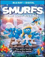 Smurfs: The Lost Village [Includes Digital Copy] [Blu-ray] - Kelly Asbury