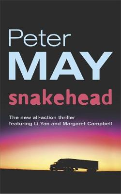 Snakehead - May, Peter