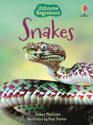 Snakes - MacLaine, James
