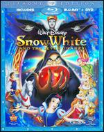 Snow White and the Seven Dwarfs [3 Discs] [Blu-ray/DVD] - Ben Sharpsteen; David Hand; Dick Richard; Dorothy Ann Blank; Larry Morey; Merrill de Maris; Perce Pearce; Richard Creedon;...