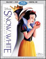 Snow White and the Seven Dwarfs [Includes Digital Copy] [Blu-ray/DVD] - Ben Sharpsteen; David Hand; Dick Richard; Dorothy Ann Blank; Larry Morey; Merrill de Maris; Perce Pearce; Richard Creedon;...