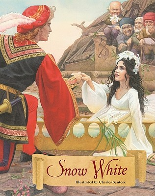 Snow White - Grimm, Jakob, and Grimm, Wilhelm, and Grimm Brothers