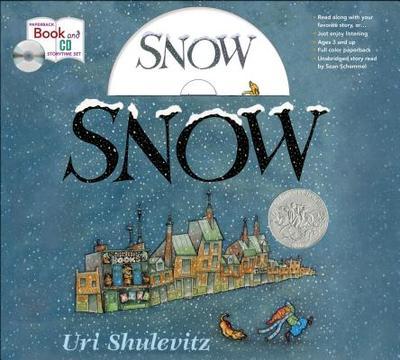 Snow - Shulevitz, Uri, and Schemmel, Sean (Read by)