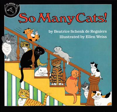 So Many Cats! - de Regniers, Beatrice Schenk