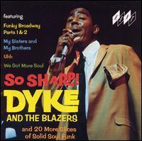 So Sharp! - Dyke & the Blazers