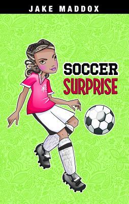 Soccer Surprise - Maddox, Jake