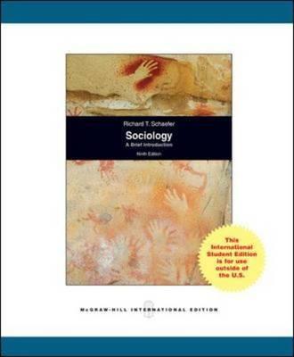 Sociology: A Brief Introduction - Schaefer, Richard T.