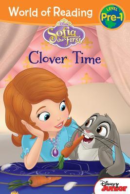 Sofia the First: Clover Time - Disney Book Group